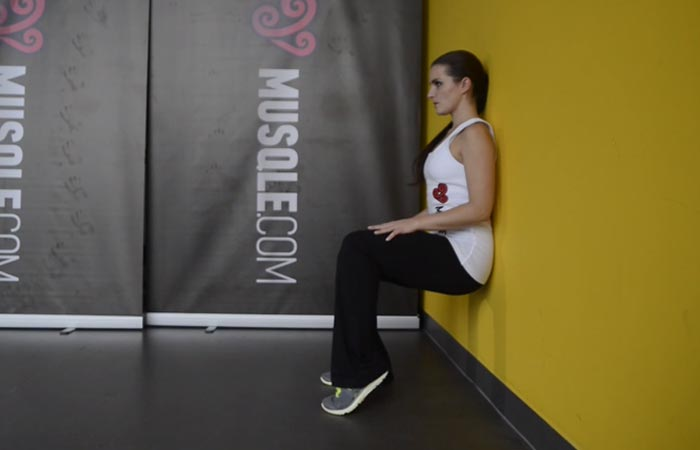 Wall Sit Exercise – How To Do And What Are Its Benefits?