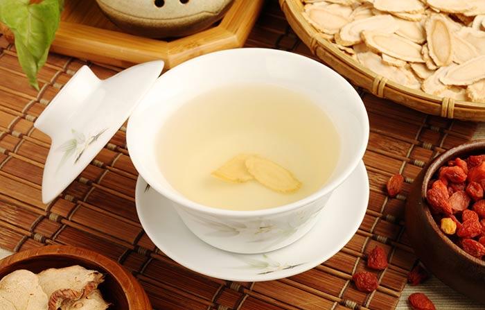 7. Ginseng Tea