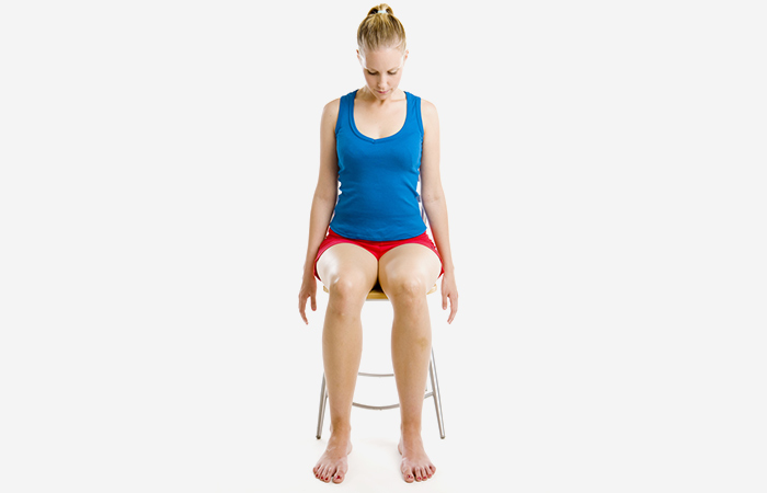 Knee Strengthening Exercises - Hamstring Clenches