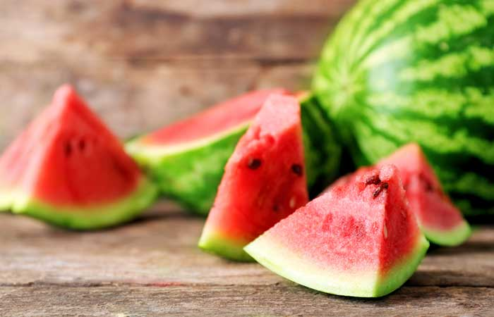 Improve Blood Circulation - Watermelon