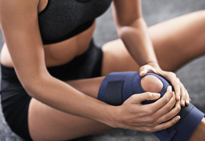 Support The Knees - How To Avoid Yoga-Related Injuries