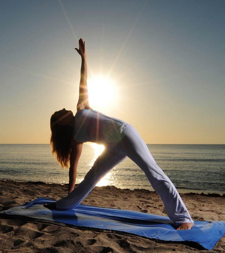 8 Incredible Yoga Asanas That Will Help You Cure Tinnitus
