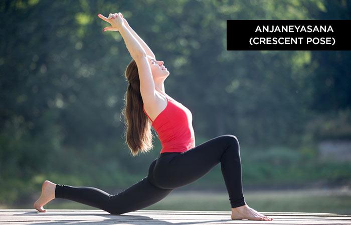 Anjaneyasana-(Crescent-Pose)