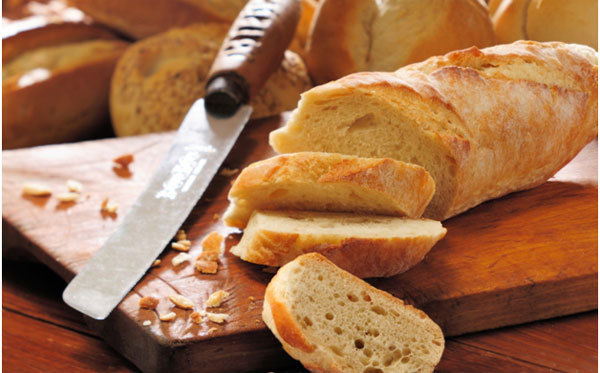 Types Of Breads - Baguette Bread
