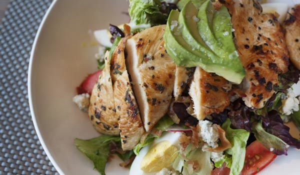 Barbeque Chicken Cobb Salad
