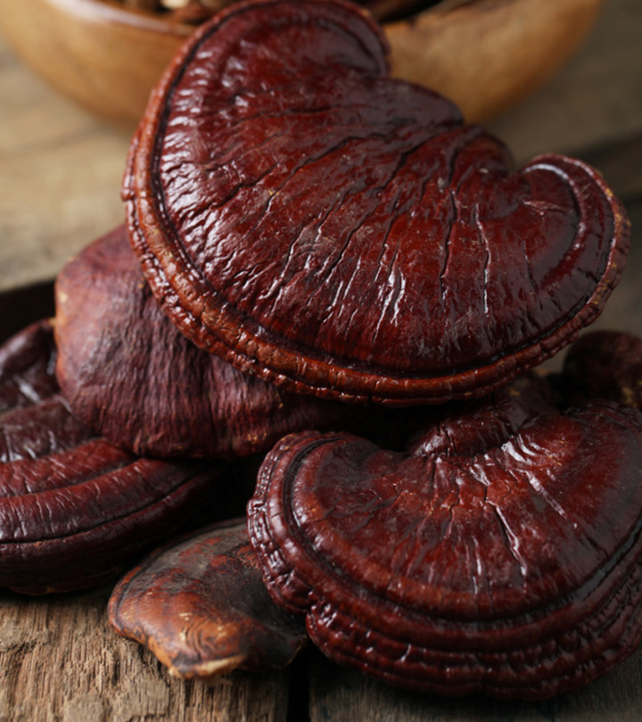 5 Benefits Of Ganoderma Mushrooms Science Has Uncovered