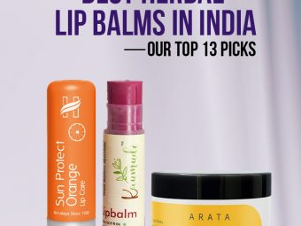 Best Herbal Lip Balms In India – Our Top 13 Picks