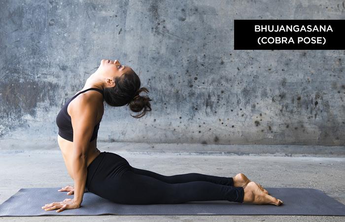 Bhujangasana-(Cobra-Pose)
