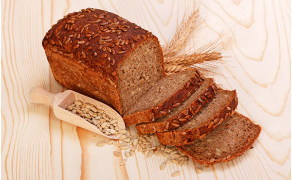 Types Of Breads - Brown Bread