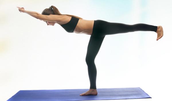 Forward Bends and Kicks