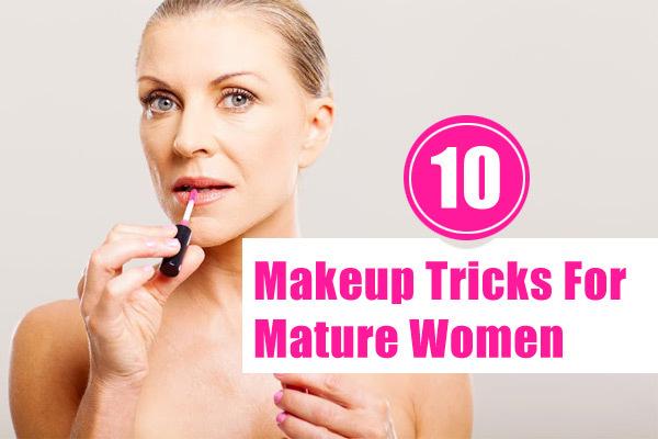 Makeup Tricks for Mature Women
