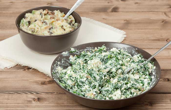 Mashed-Potato-With-Spinach-&-Garlic