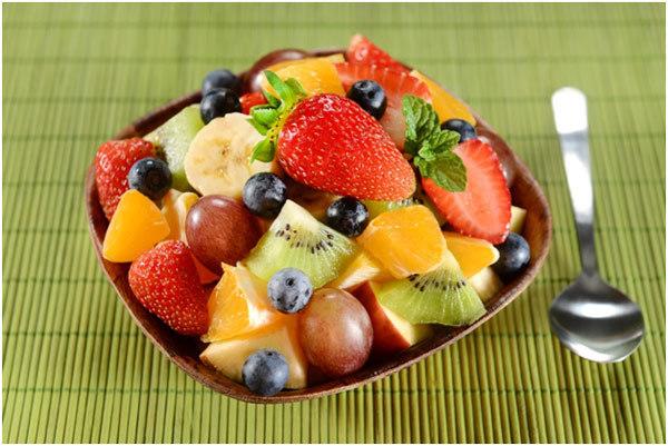 Mixed Citrus Fruits Salad