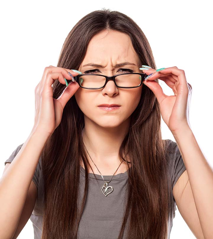 Myopia (Nearsightedness) – Symptoms, Causes, And Treatment + Diet Tips