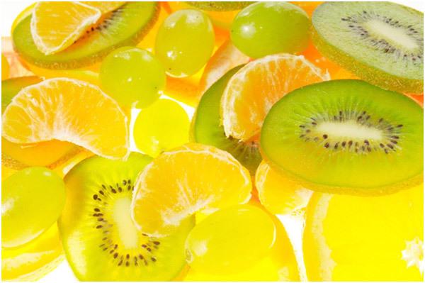 Orange Kiwi Salad
