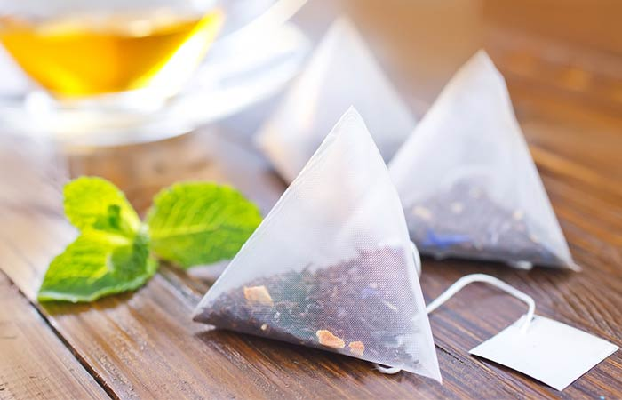 How To Get Rid Of Red Eyes - Teabags