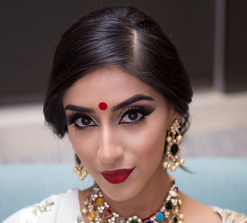 The-Traditional-Red-Bindi