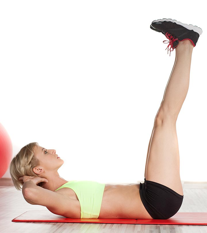 Top 10 Pilates Exercises For Flat Abs