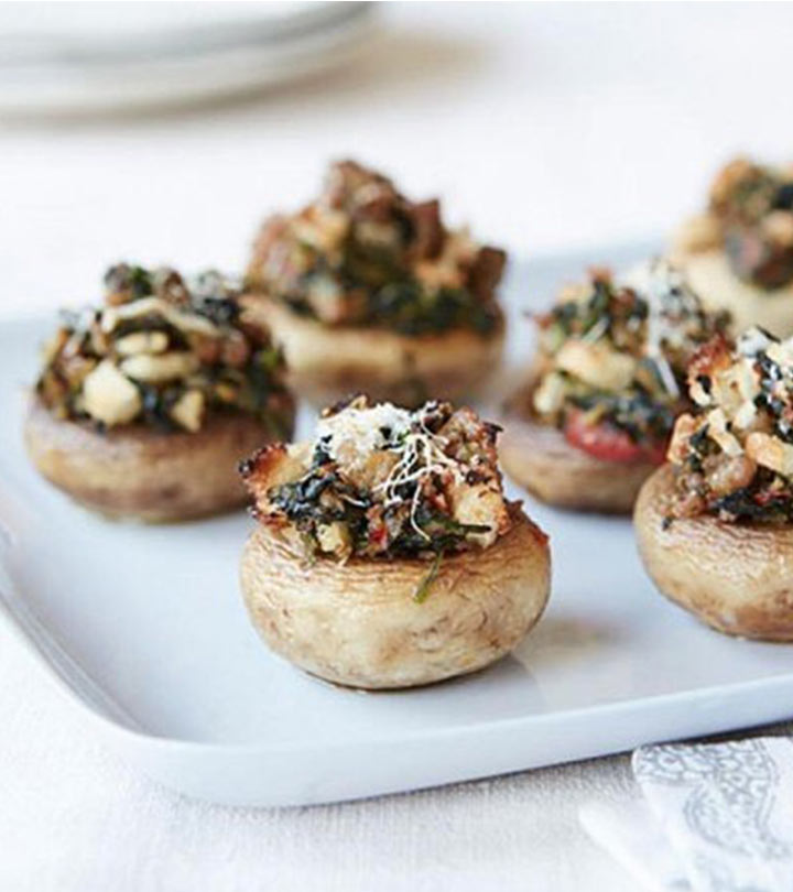 25 Low Cal High Protein Mushroom Recipes