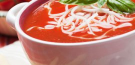 Top 4 Healthy Tomato Soup Recipes By Sanjeev Kapoor