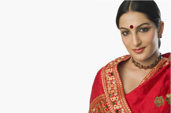 Traditional Red Bindi