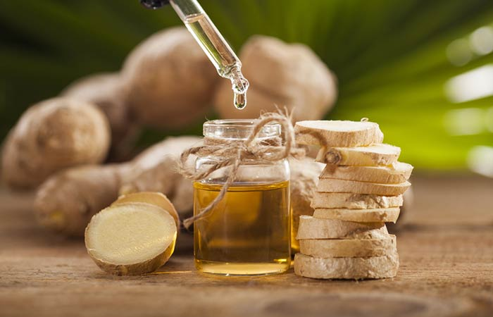 a. Ginger Oil