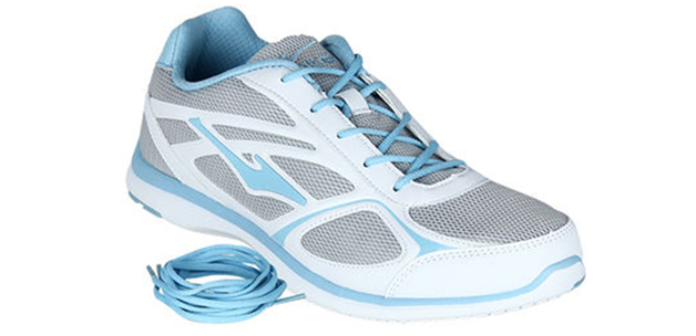 99ba4a899a1 This shoe maintains your body fitness and keeps it well-toned. It is also  very useful for jogging. It is made from Microfiber and net materials