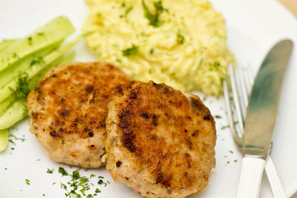Mushroom Recipes - Leek And Mushroom Croquettes