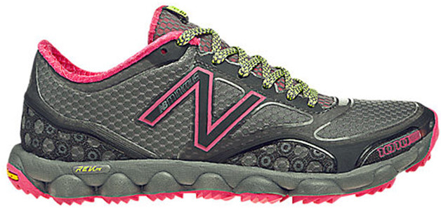 b530871e2bd This women s athletic shoe is also a running shoe. It possesses webbed upper  provision and a lacing system. The New Balance Minimums has a 4 mm  heel-to-toe ...