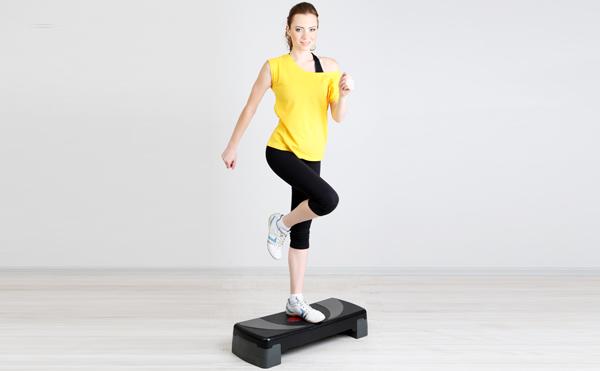 step jog