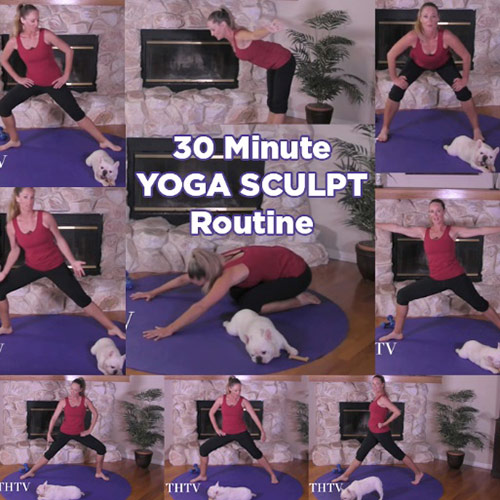 0-Minute-Yoga-Sculpt