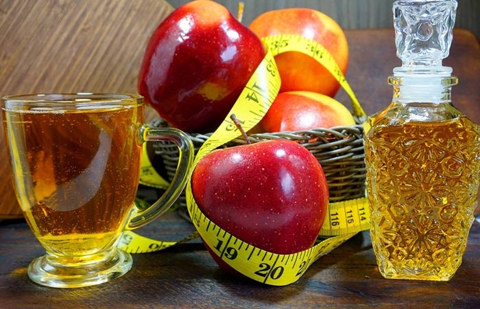 Lose Weight Naturally - Apple Cider Vinegar
