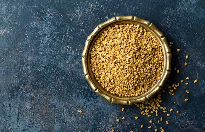 1. Fenugreek Seeds