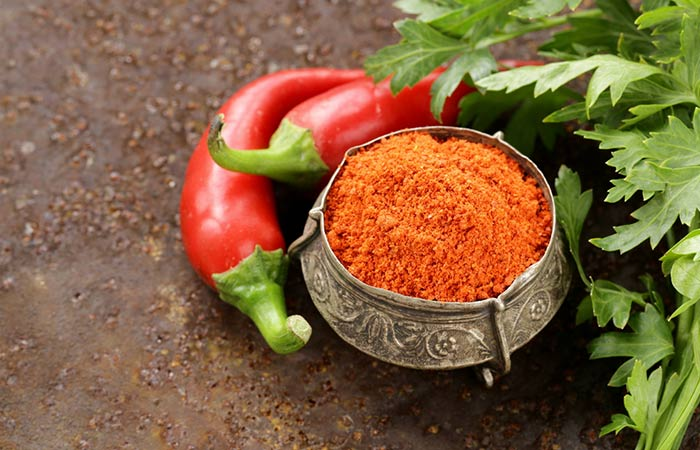 Lose Weight Naturally - Cayenne Pepper