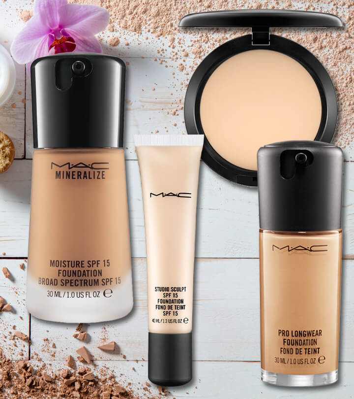 11 Best MAC Foundations For Different Skin Types
