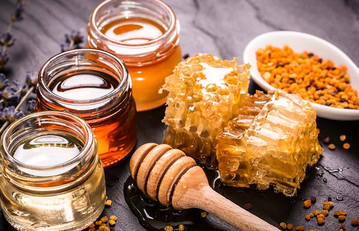 Get Rid Of A Charley Horse - Honey