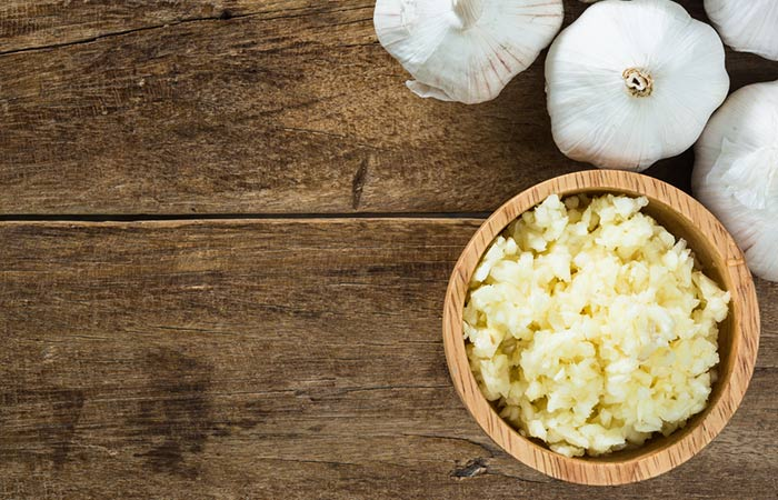 Lose Weight Naturally - Garlic