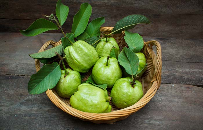12. Guava Leaves For Sore Eyes