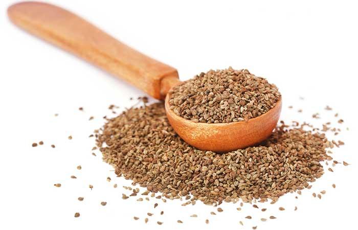Increase Breast Milk - Carom Seeds