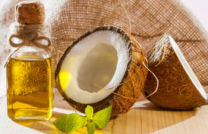 Lose Weight Naturally - Coconut Oil
