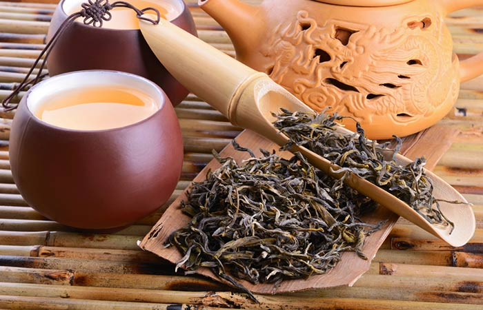 Lose Weight Naturally - Oolong Tea