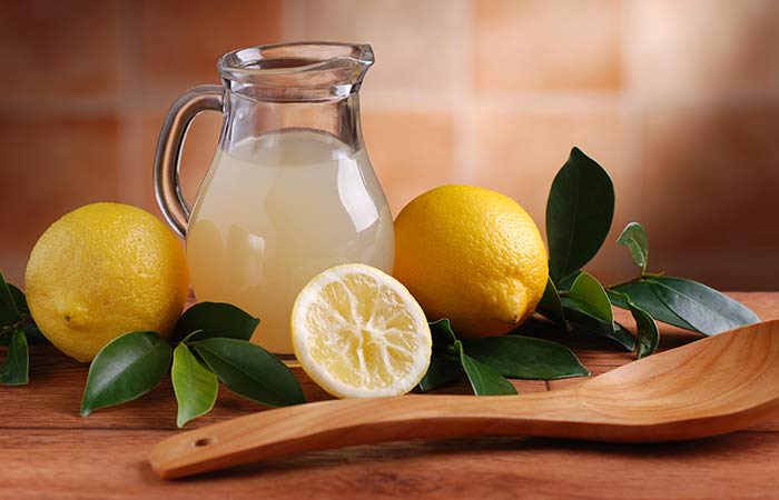 15. Lemon Juice