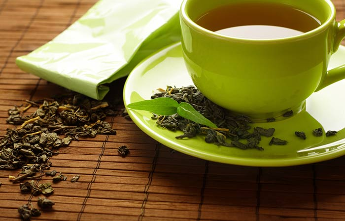 Lose Weight Naturally - Green Tea