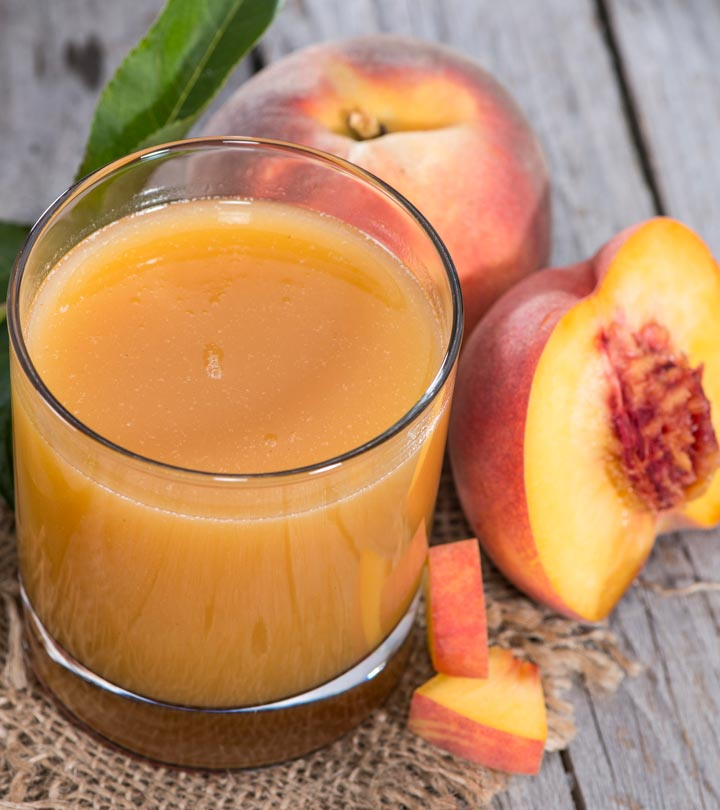 10 Amazing Health Benefits of Peach Juice
