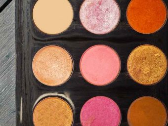 10 Most Popular Eye Shadow Kits Available In India
