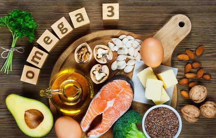 nervous weakness - Omega-3 Fatty Acids