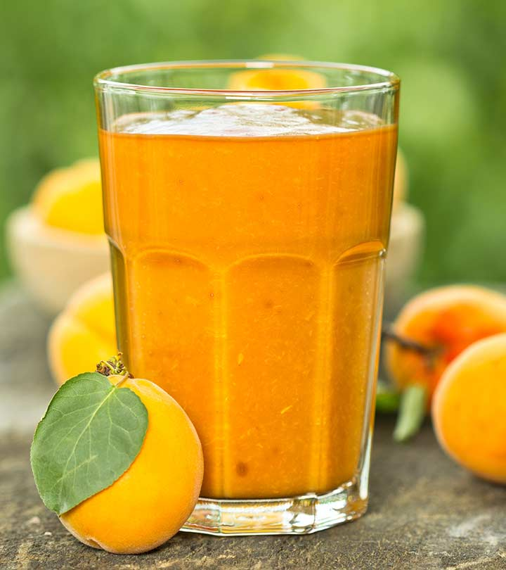 10 Amazing Health Benefits Of Apricot Juice