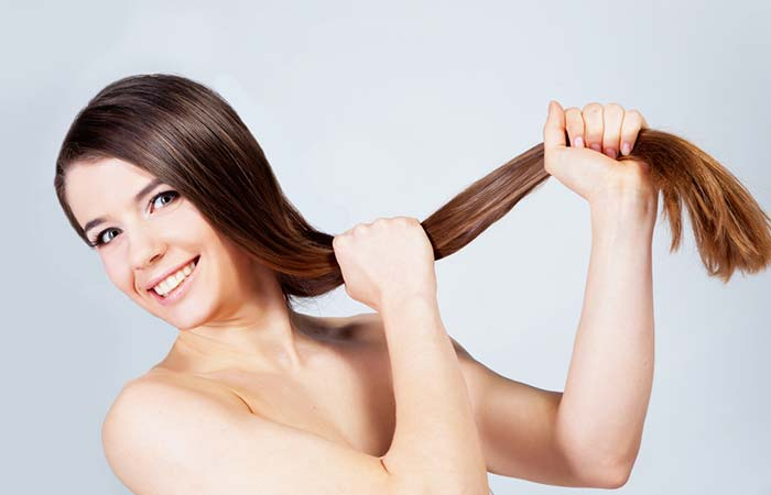 4. Prevent Hair Loss And Strengthen Hair