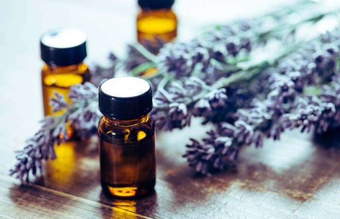 Get Rid Of A Charley Horse - Lavender Oil