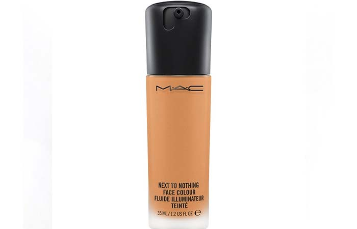 5. MAC Next To Nothing Face Color Foundation - Best MAC Foundation